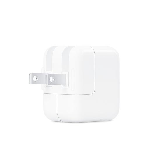 cargador ipad 12w original 2